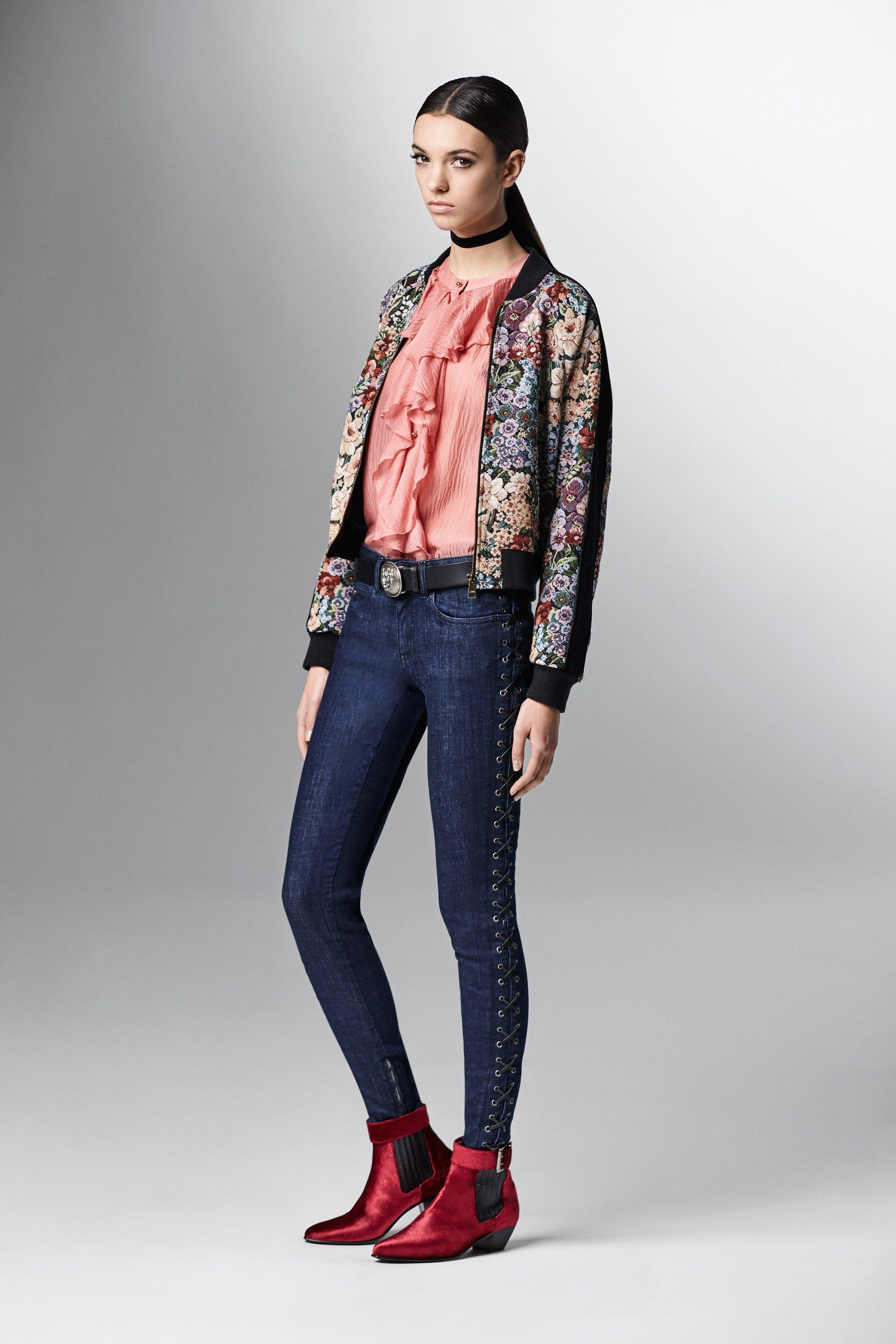 Just Cavalli Pre-Fall 2017 Collection