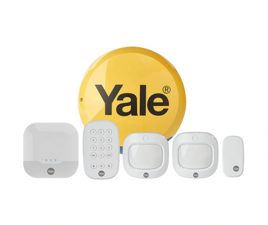 New The Yale Sync Smart Home Alarm Ia 320 Is Now On The Website Securitycameras Homesecuritysystems Homesecuritycameras Wirelesssecuritycameras Surveillanceca