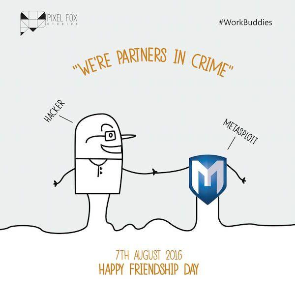Friendship Day Work buddies software posters - Hacker - häcker küchen münchen