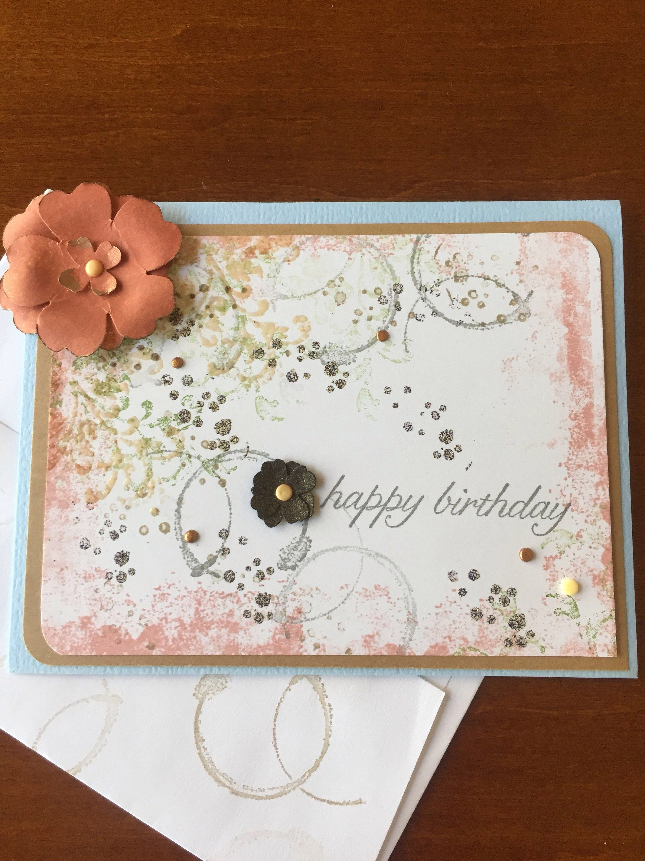 Birthday card happy birthday friendship card