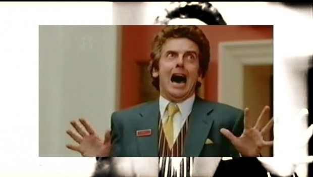 Peter Capaldi In Channel 5 Comedy Movie Hotel Peter Capaldi S Love