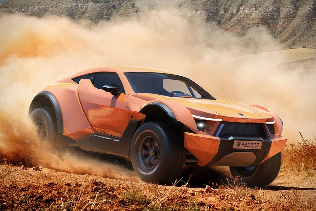 Back In 2015 U A E Based Zarooq Motors Unveiled Renders For What Was To Be A Completely Bespoke Off Road Machine Called The Sandrace In 2020 Super Cars Dune Buggy Car