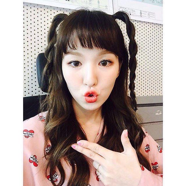 "#Wendy #RedVelvet #웬디 #레드벨벳 1077power Instagram Update "" #레드벨벳 #웬디 #웬디셀카 #최화정의파워타임 """