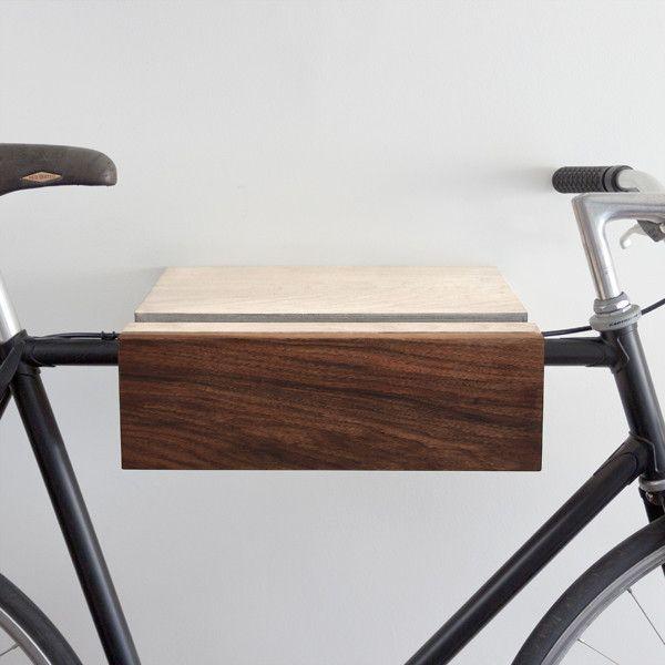 Bike Valet Walnut