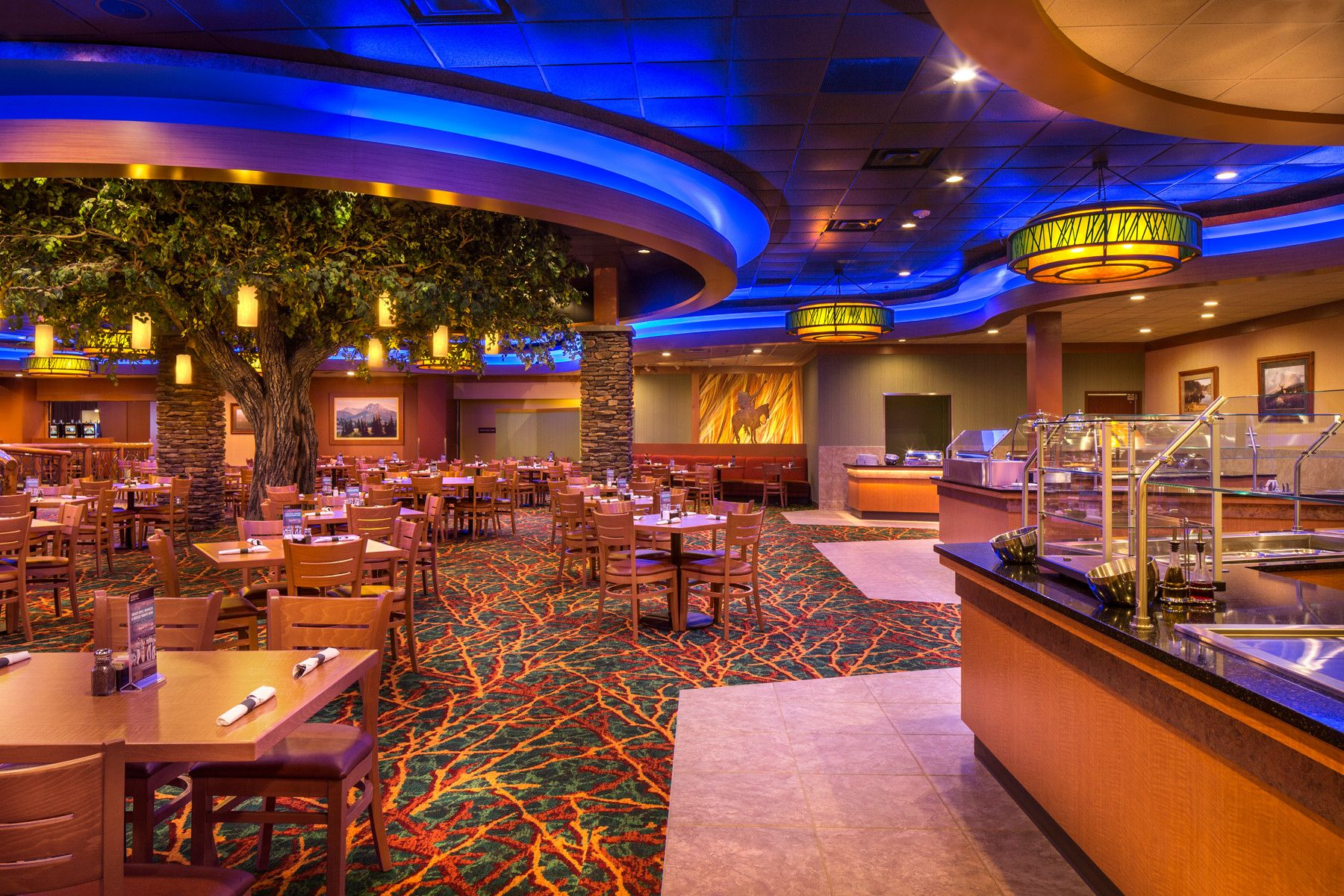 high mountain buffet design at coeur d alene casino restaurant rh pinterest com coeur d'alene casino buffet coupons coeur d'alene casino buffet