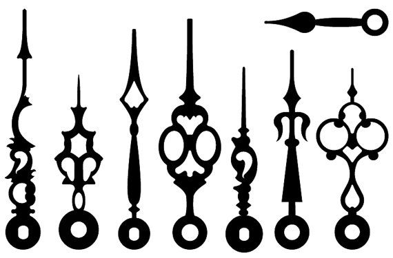 420 Products Small Clock Clock Tattoo Copper Desk Lamps