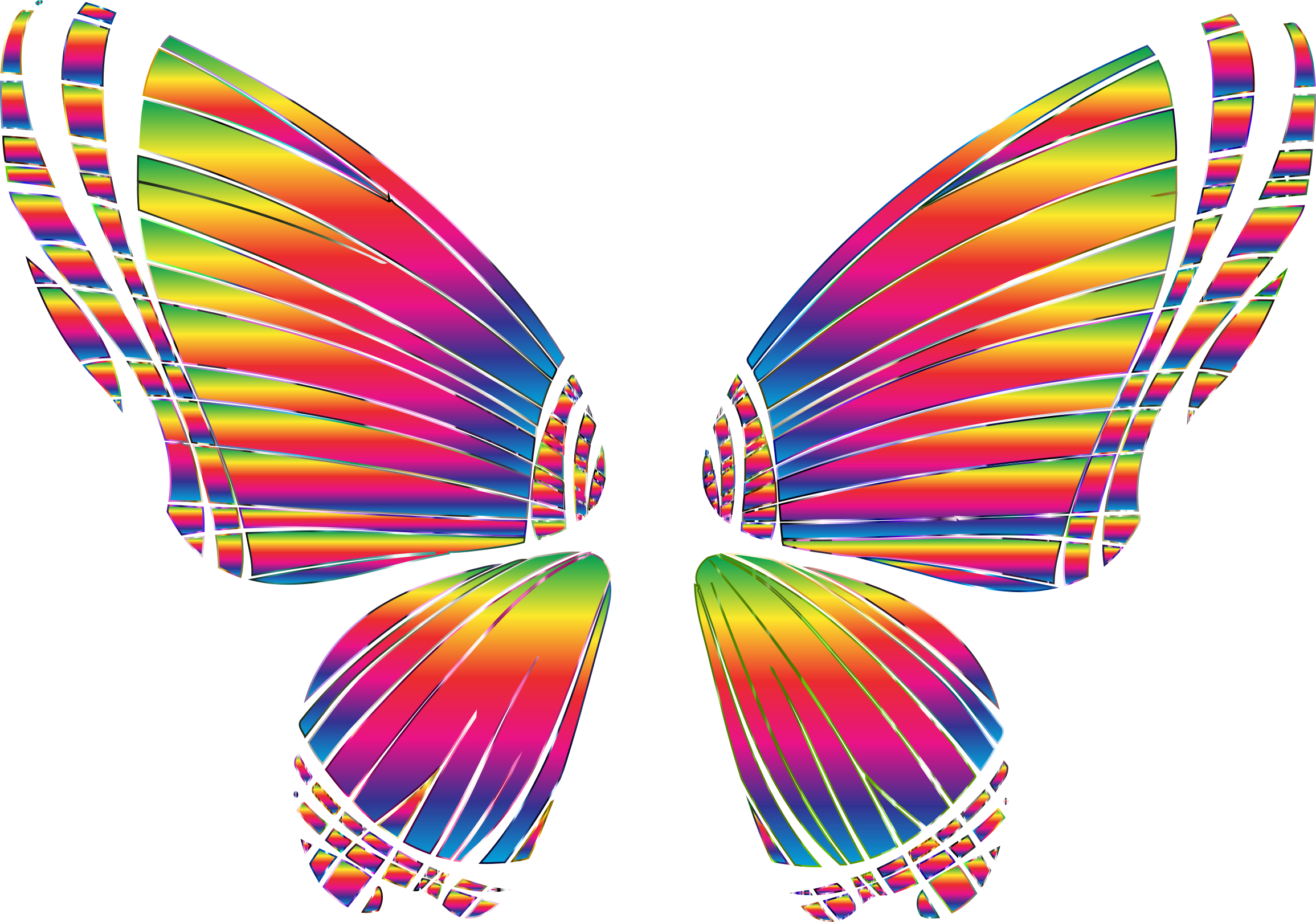 Rgb Butterfly Silhouette 10 8 No Background By Gdj Rgb Butterfly Silhouette 10 8 No Background On Openclipart Background Butterfly Transparent Background