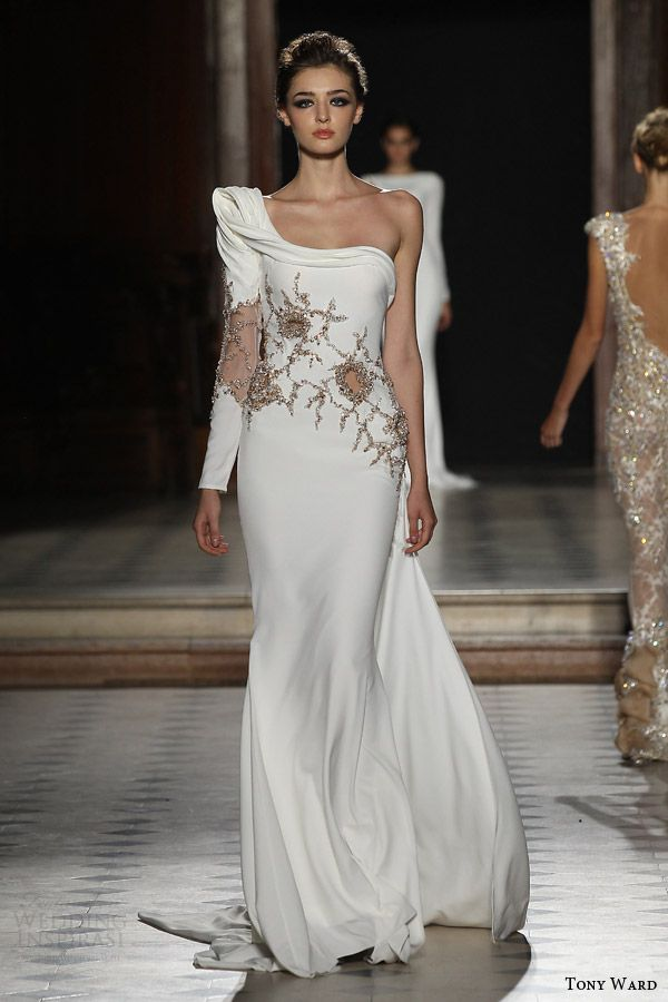 Tony ward fall winter 2015 2016 couture collection tony for Buy haute couture