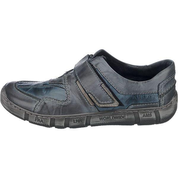 Das Obermaterial der Kacper Freizeit Schuhe besteht, genau