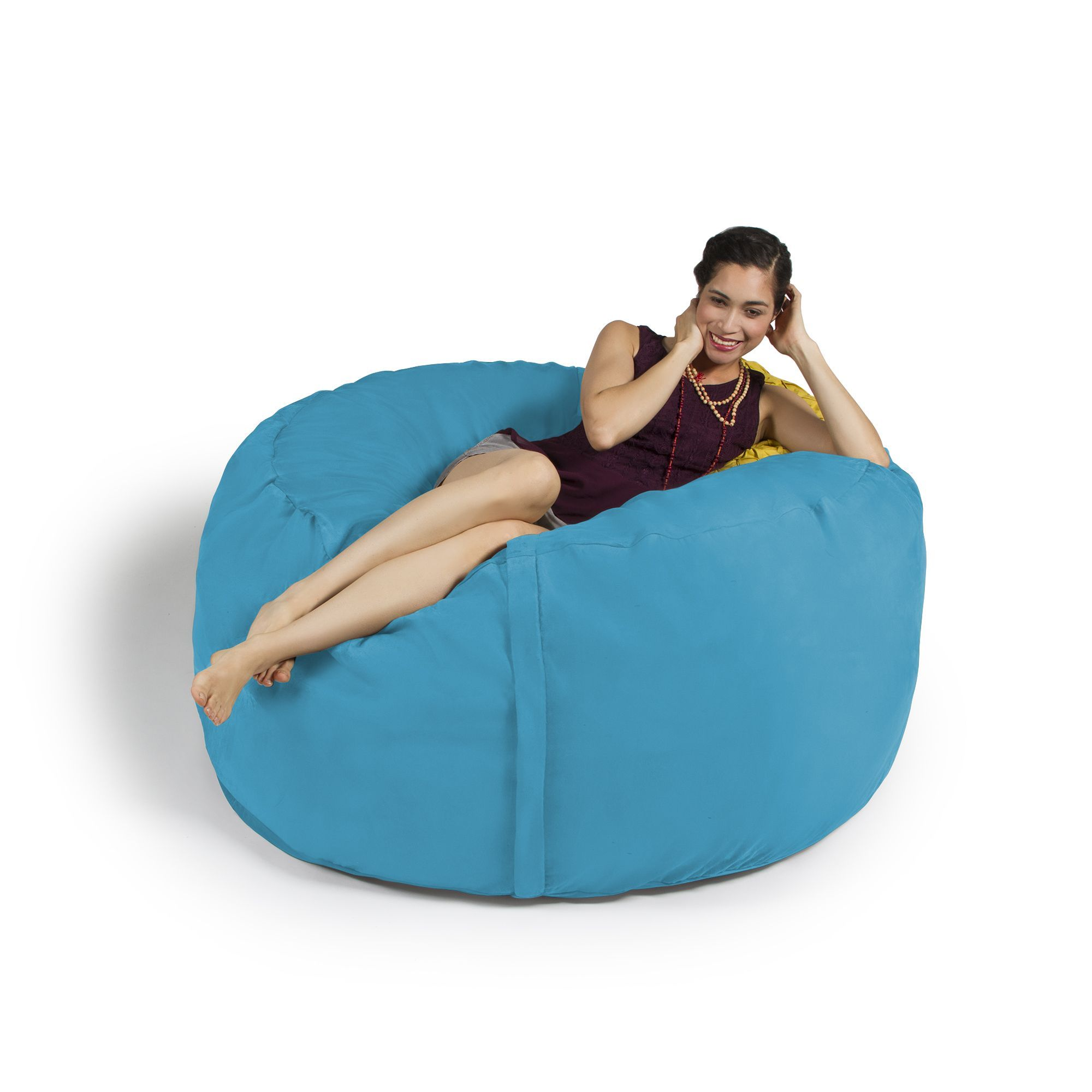 Attirant Giant Bean Bag Chair (