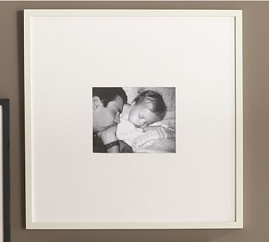 Wood Gallery Oversized Picture Frame, 25 x 25\