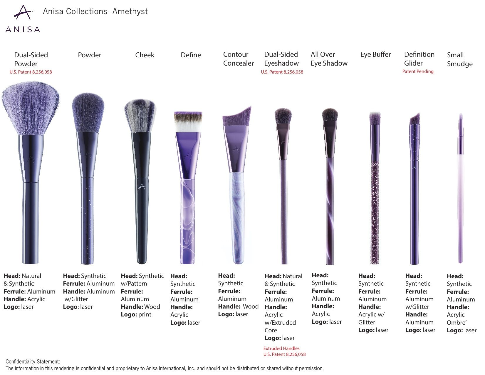Wildly Beautiful - Amethyst Color Collection