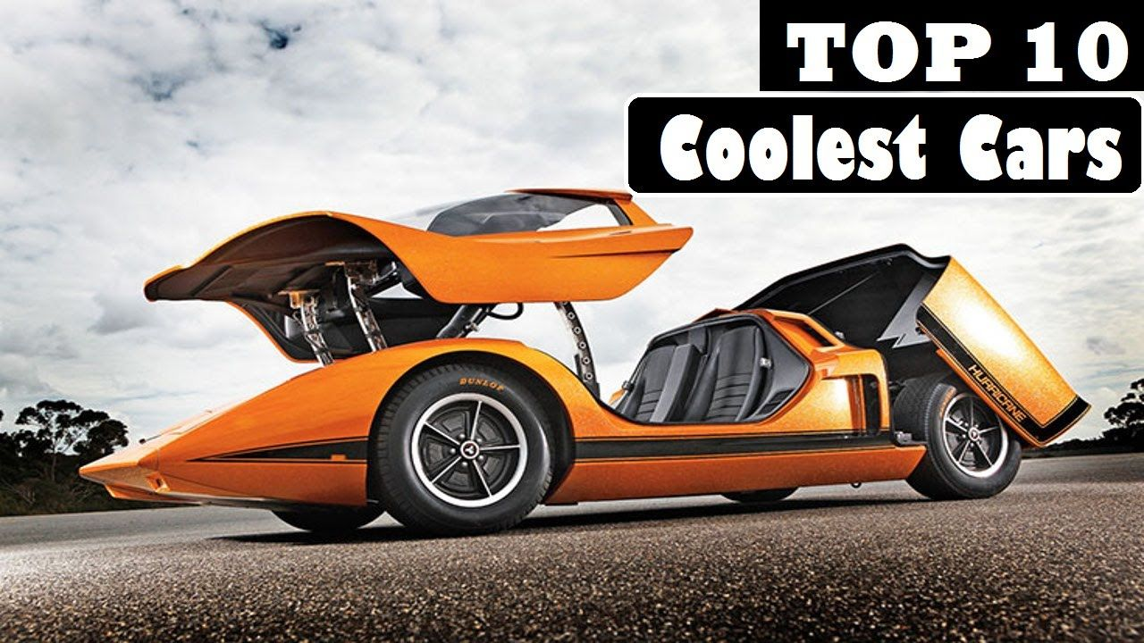 Top 10 Coolest Cars In The World  Youll Never Get To Drive