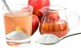Agua con vinagre y bicarbonato, un milagro para la salud