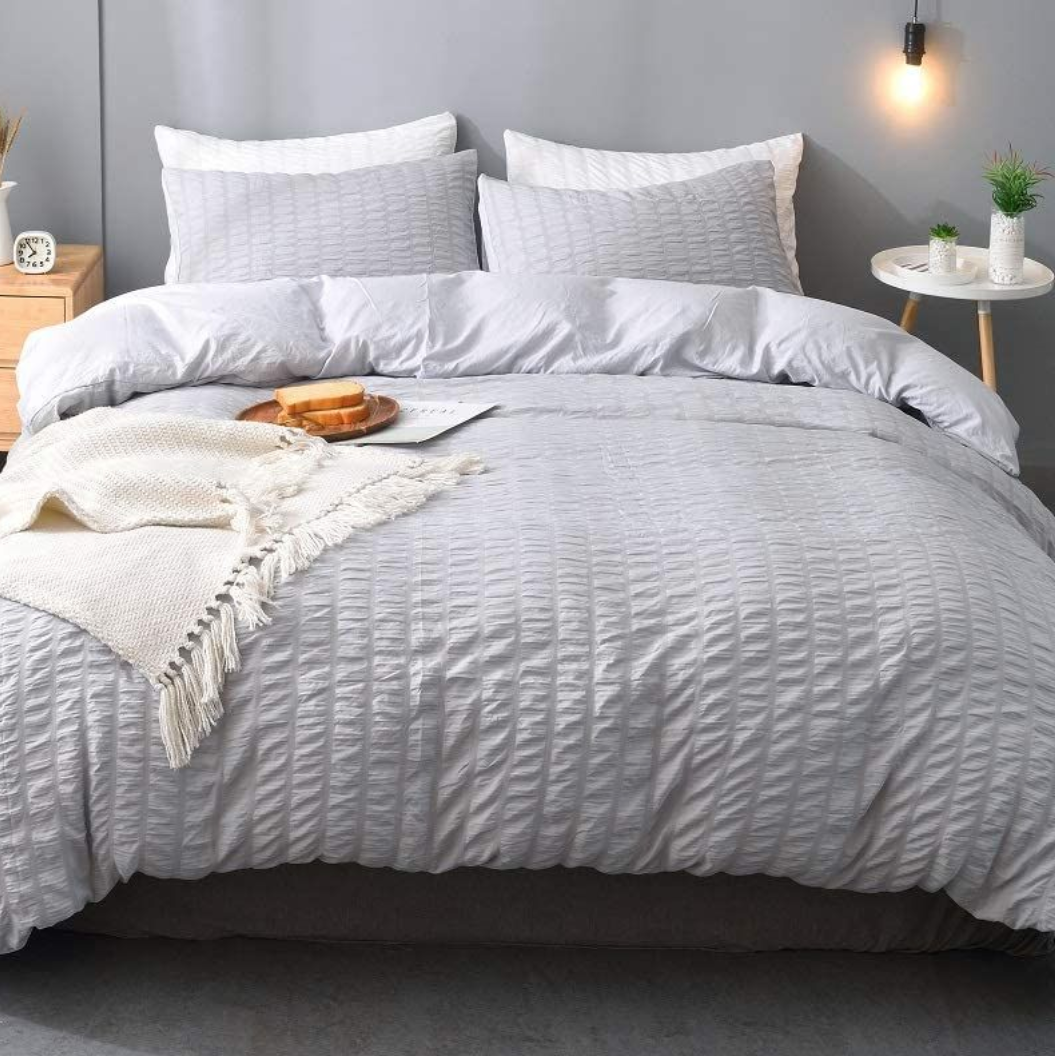 The Best Duvet Covers On Amazon According To Hyperenthusiastic Reviewers Best Duvet Covers Duvet Covers Duvet
