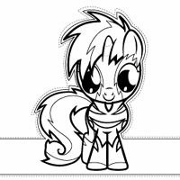 Kleurplaten My Little Pony Baby.Kleurplaten My Little Pony Baby Nvnpr