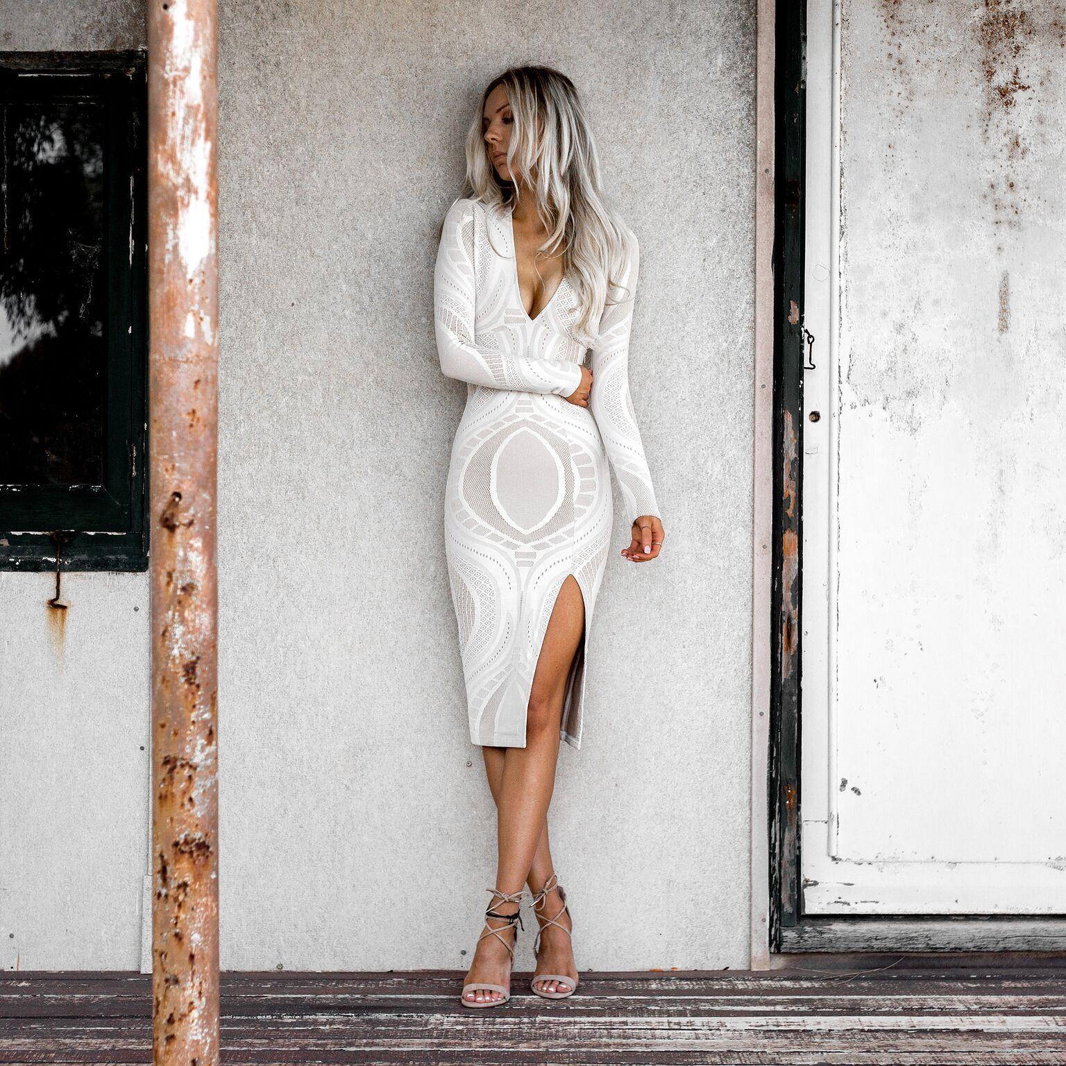 Sundays the Label Sydney Lace Dress