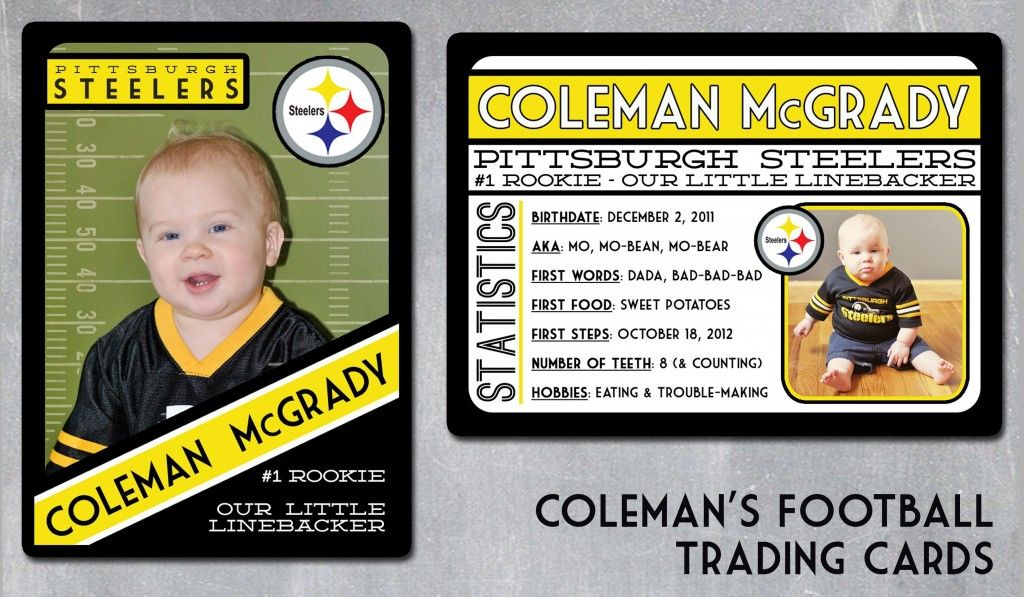 Football First Birthday Party Steelers Little Linebacker 1 Rookie By One Swe Football First Birthday Kids Birthday Party Invitations Football Birthday Party
