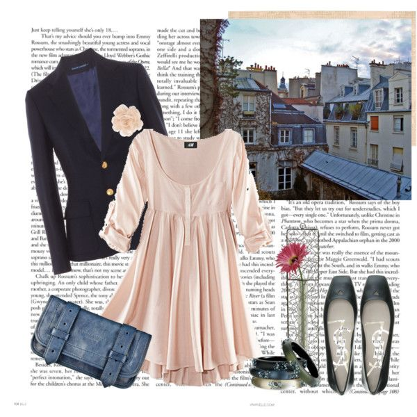 The spring is near, created by isidora on Polyvore