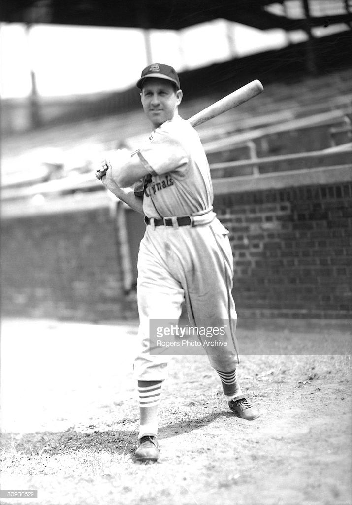 Enos Slaughter Stl 1940s Cardinals Players St Louis Cardinals Enos Slaughter