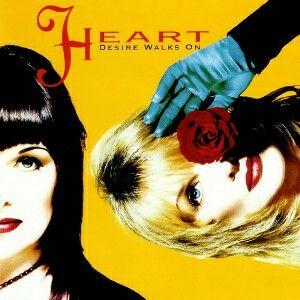 1993 Desire Walks On ..Heart