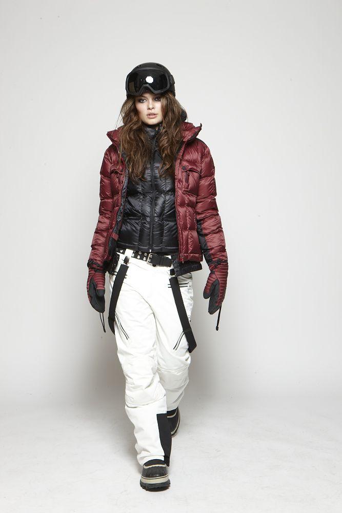 Skiwear fashion sos-sportswear downjacket 21878d4f6