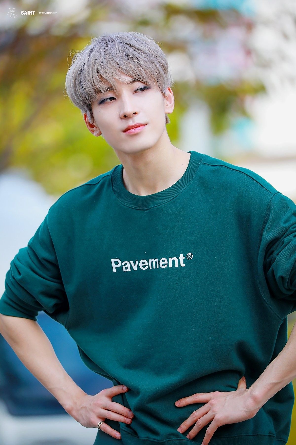190928 #SEVENTEEN at Music Core Mini Fanmeeting - #Wonwoo © Saint