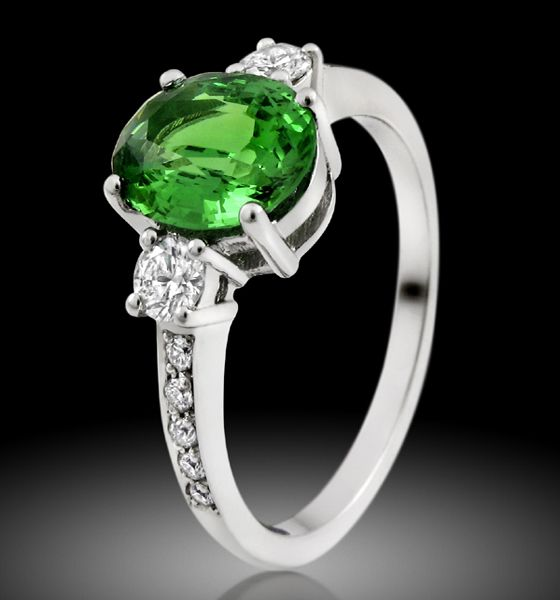 Emerald engagement rings with a vintage motif by simon wright emerald engagement rings with a vintage motif by simon wright aloadofball Image collections