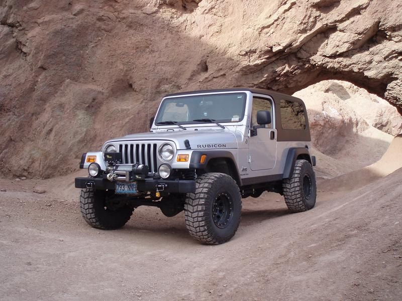 2005 Jeep Wrangler Unlimited Rubicon, 2005 Jeep Wrangler Rubicon Unlimited  Picture, Exterior
