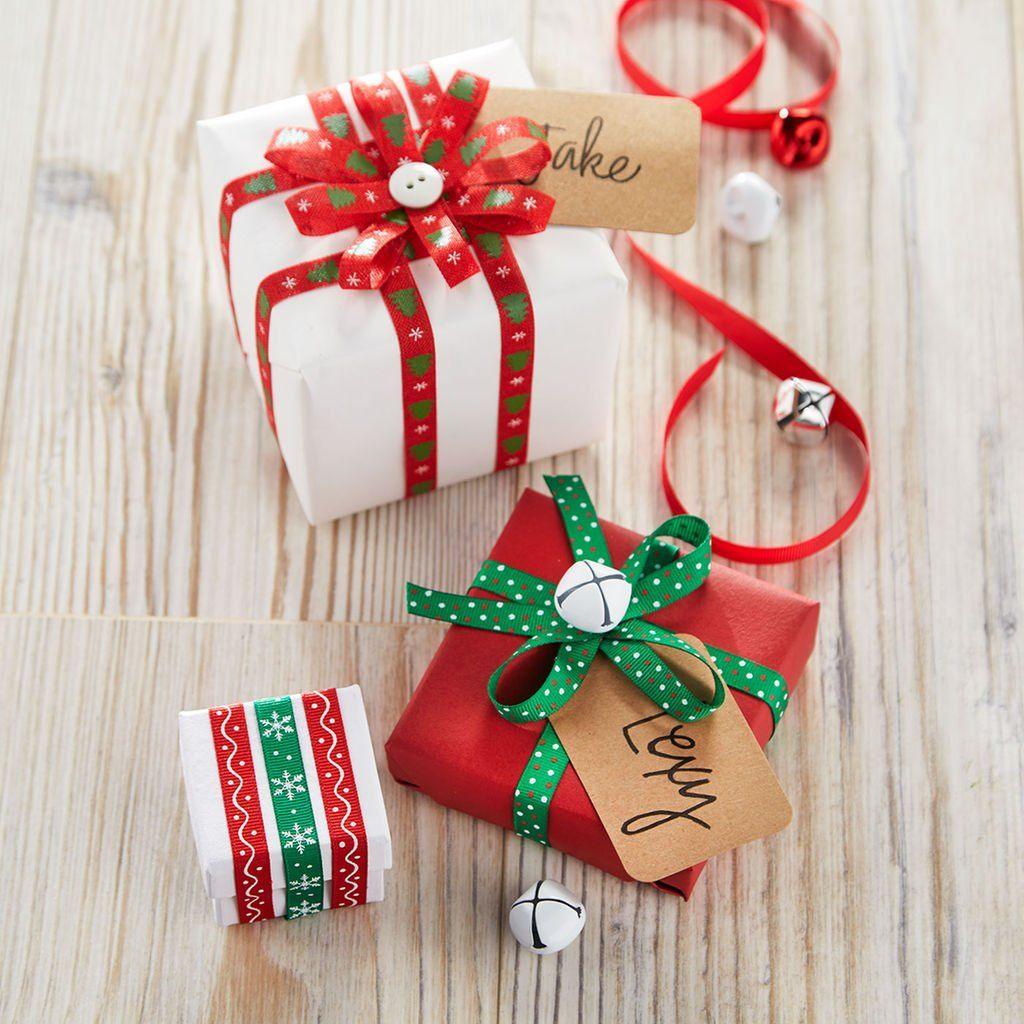 You\'ve got the perfect gift, now make the package just as special ...