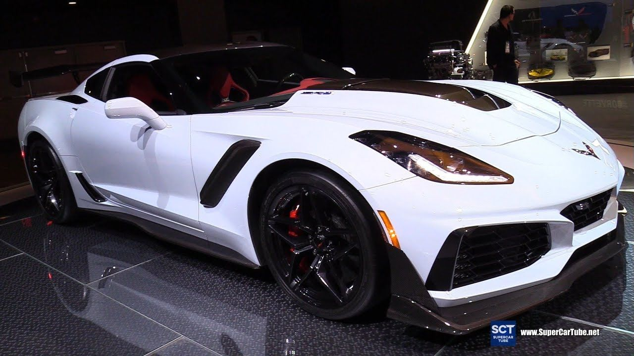 2019 Chevrolet Corvette Zr1 Exterior And Interior