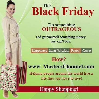 Enter THANKYOU at checkout for 65% off in your order! www.MastersChannel.com  ENJOY :-) #Thanksgiving #Thankful #Thankyou #Blackfriday