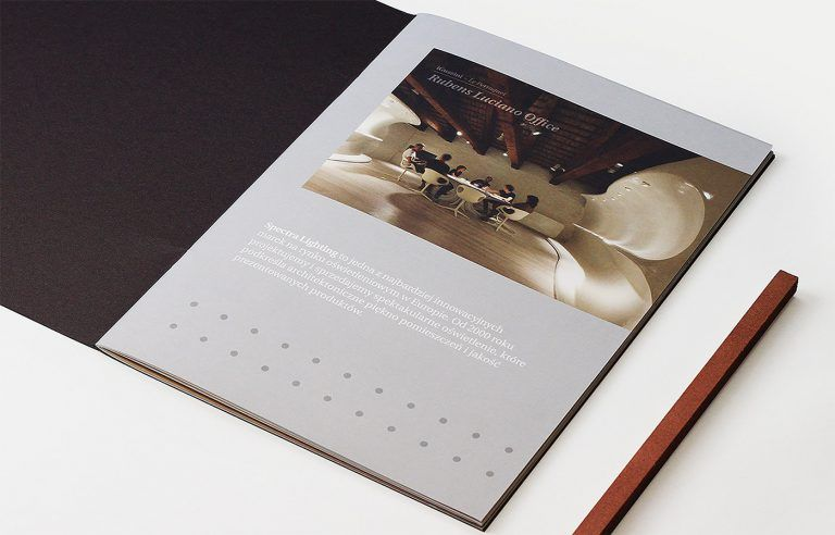 Spectra Lighting Catalogue Design By Mohi To D E S I G N