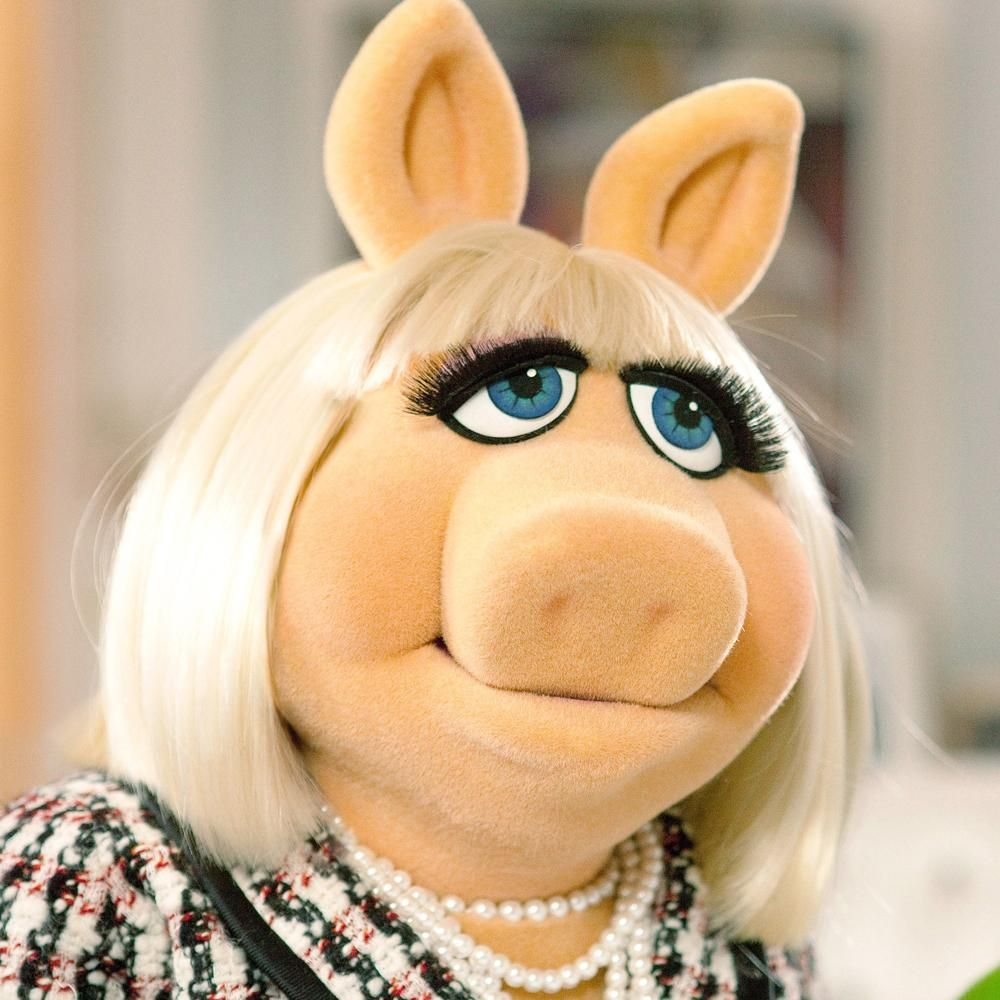 Marie Claire On Twitter Miss Piggy Muppets Piggy Muppets Miss Piggy