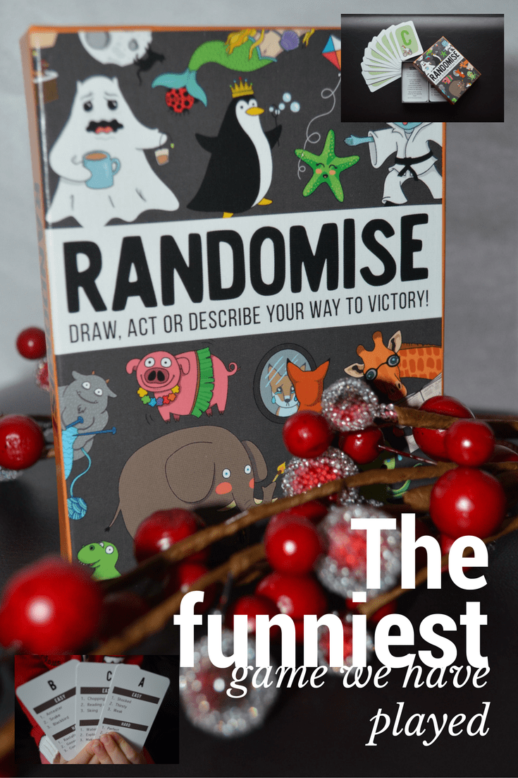 Randomise Board Game Review Board games, Fun activities
