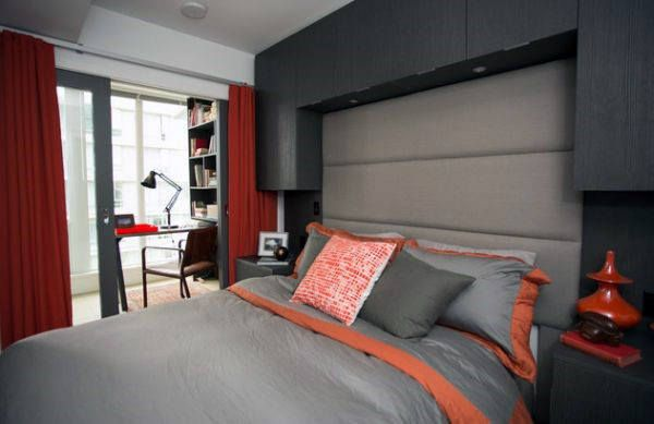 Red Bedroom Ideas For Men