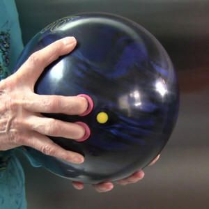 How To Insert Thumb/Finger Tape in Your Bowling Ball