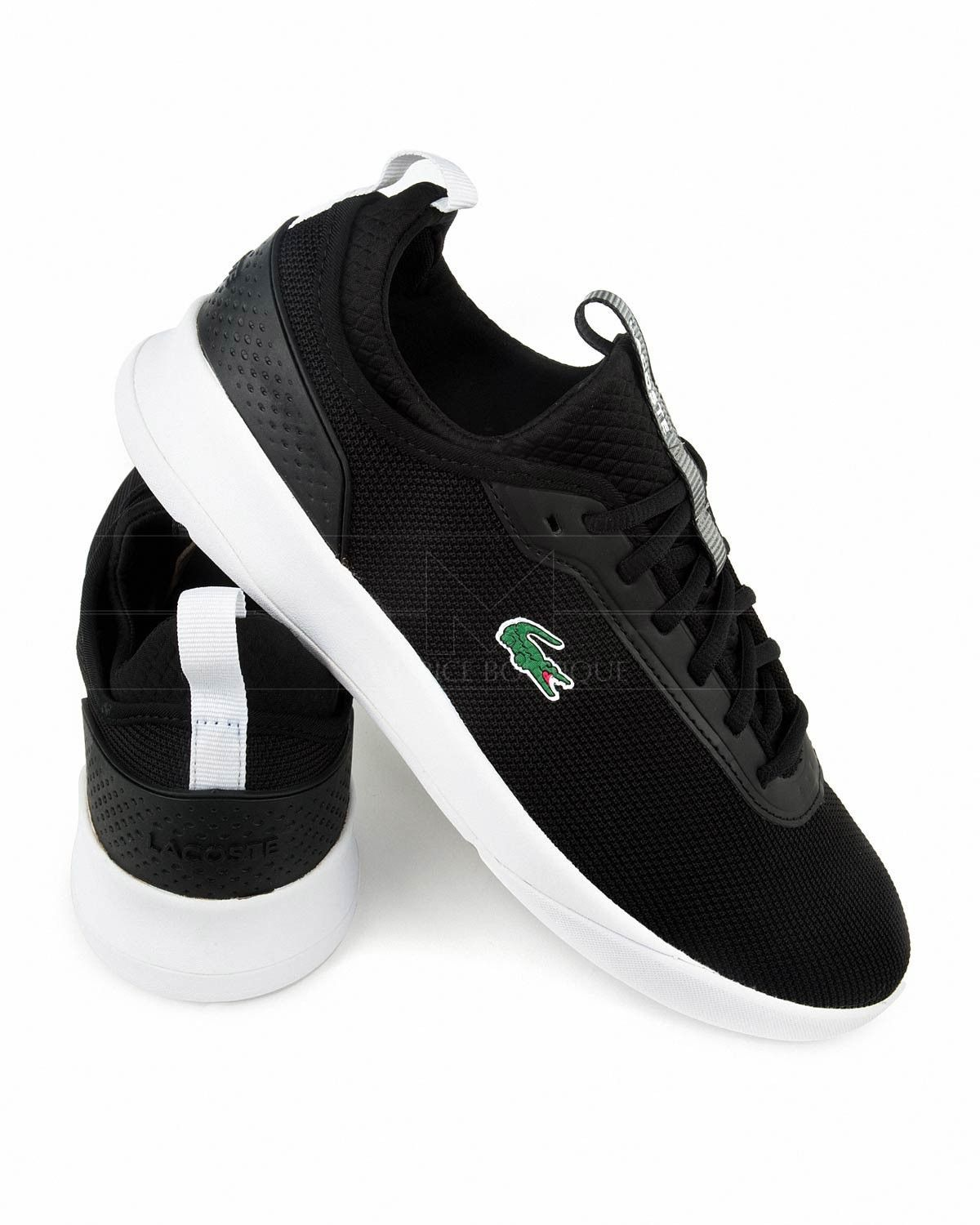 3ddd7cd1e49 Zapatillas LACOSTE ® Spirit ✶ Negro