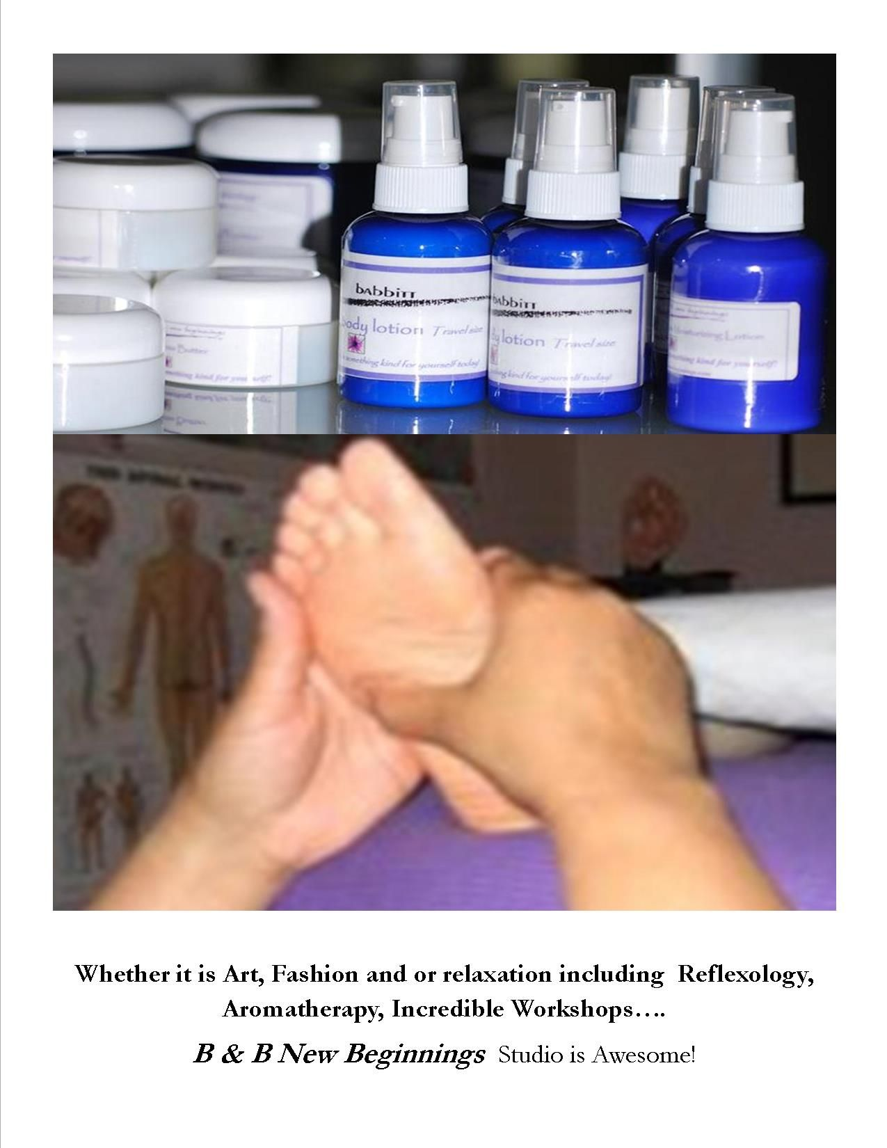 Relax Release Rejuvenate You Are In Awesome Hands With Babbitt