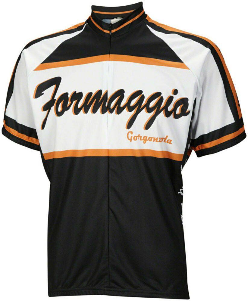 e9c8a733a Sponsored(eBay) RARE Mens VTG Louis Garneau Panasonic S S Polyester Cycling  Racing Jersey M