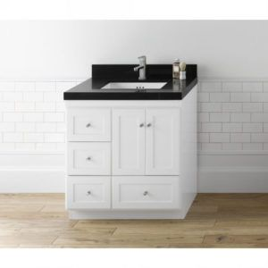 48 Bathroom Vanity With Bottom Drawer | Ronbow, 30 vanity ...