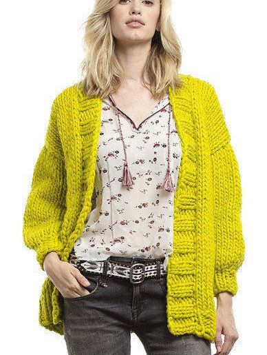 1b9988f4d27865 THE JIN CARDIGAN Pattern