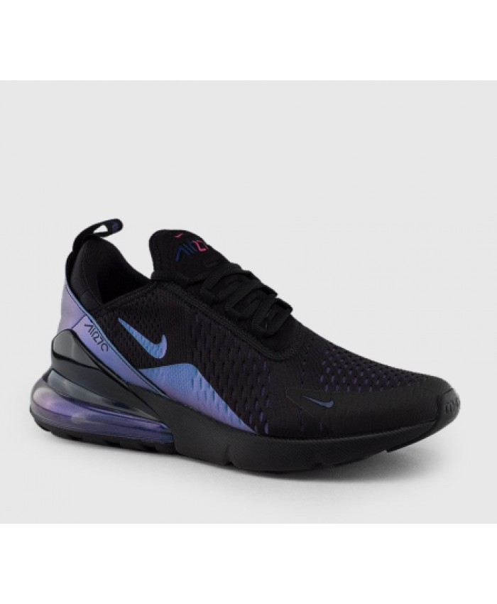 Wholesale Nike Air Max 270 Throwback Future Black Purple