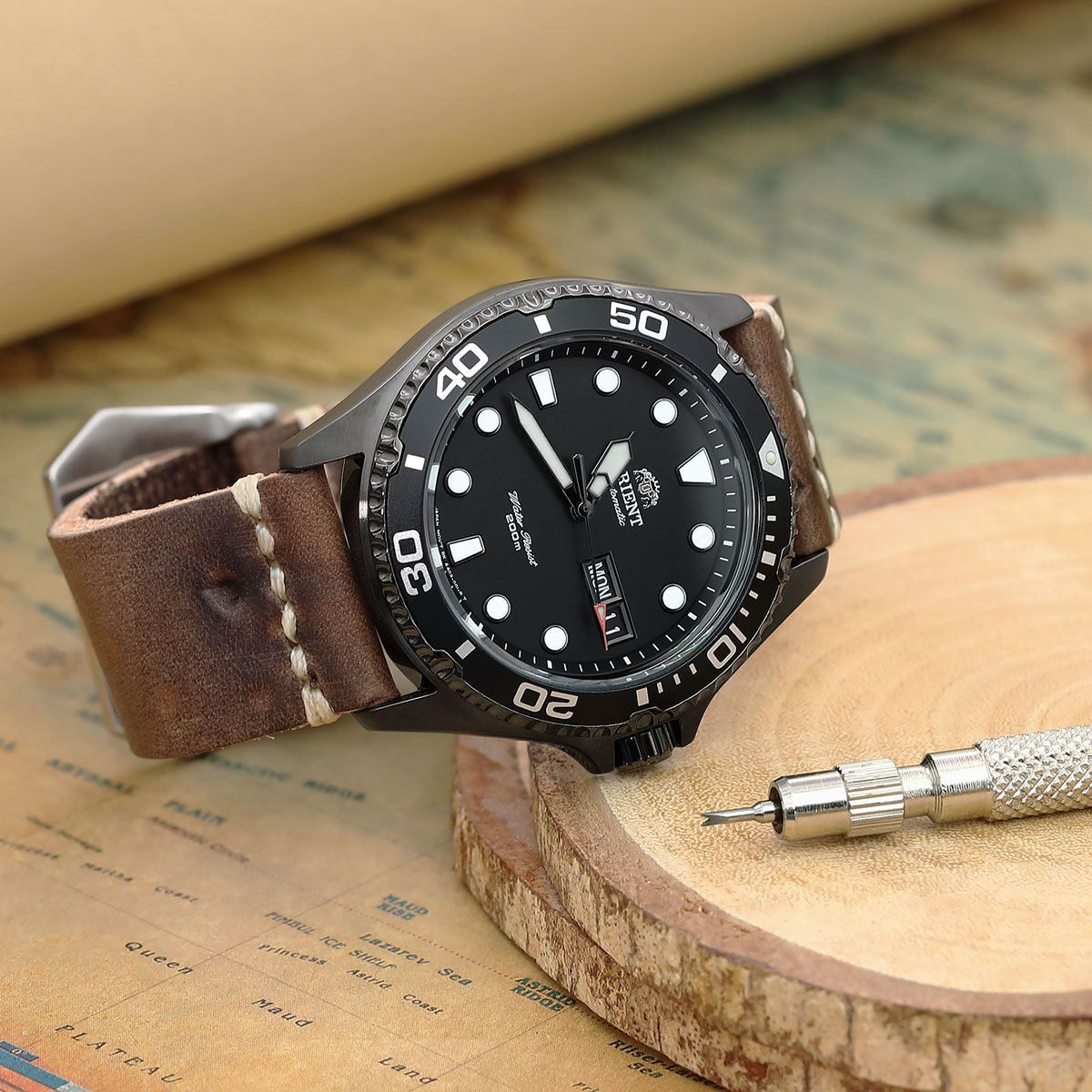 Never too late to be a goal-oriented person! ORIENT Ray II & Mako II |  Luxury watches for men, Beautiful mens watches, Watches for men