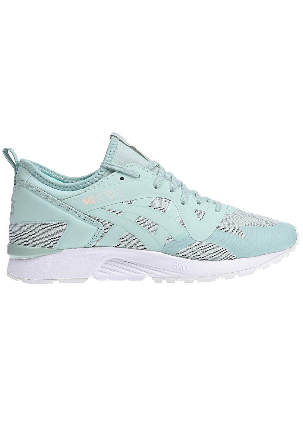 Asics Tiger Gel Lyte V NS Sneaker für Damen Grün #asics #sneakers ...