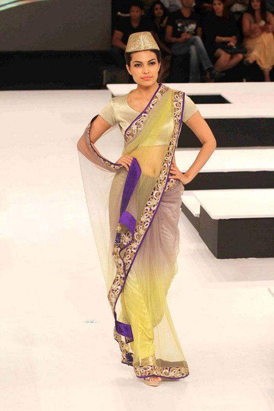Vikram Phadnis Sarees At Blenders Pride Designer Saree Fashion Saree Asian Fashion