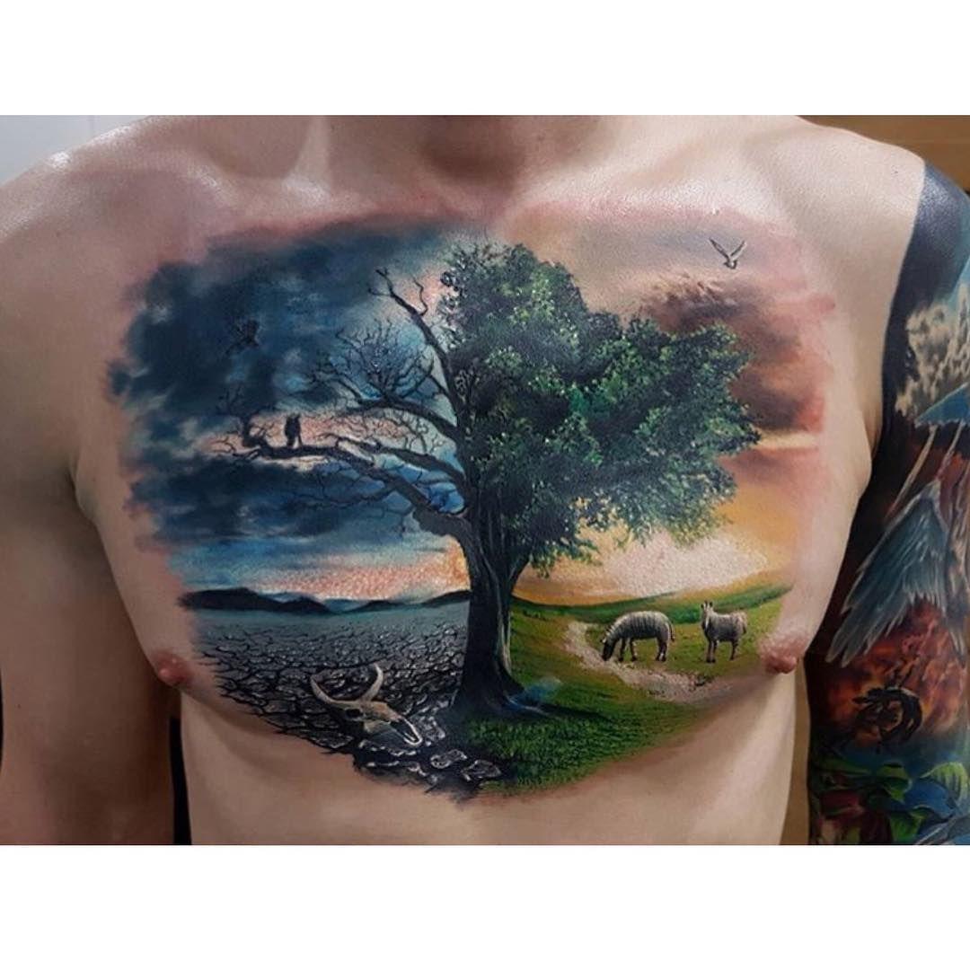 Tattoo fabelwesen 32 Drachen
