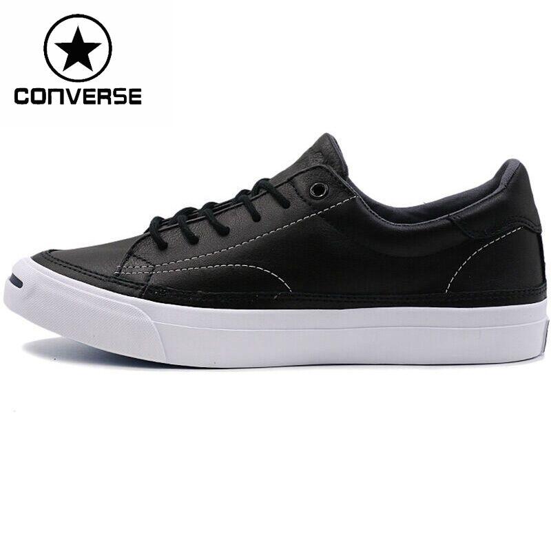4ce9ec605b560d Original New Arrival 2017 Converse Mens Skateboarding Shoes leather Sneakers