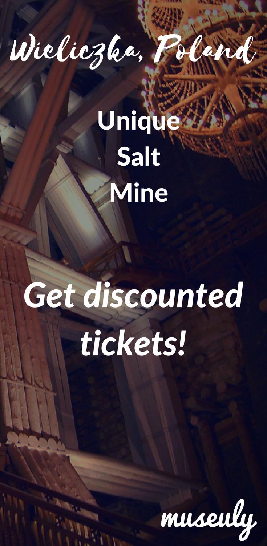Buy Discounted Wieliczka Salt Mine: Skip The Line Ticket