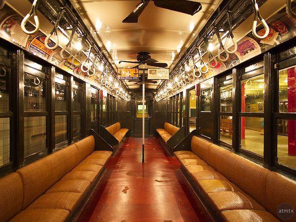 interior 1917 lo v subway car brooklyn new york brooklyn ny pinterest rapid transit. Black Bedroom Furniture Sets. Home Design Ideas